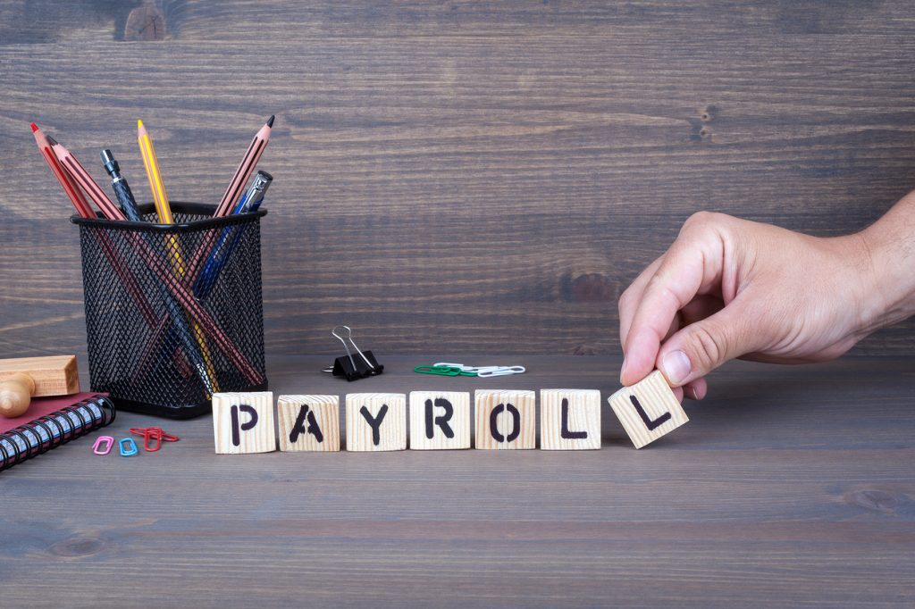 Payroll blocks
