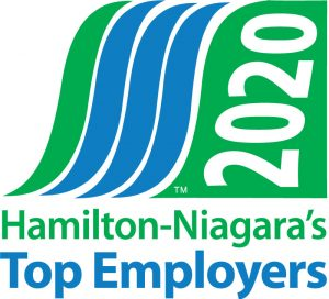 hamilton-niagara 2019 top employer logo