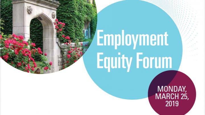 Employment Equity Forum