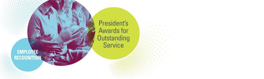 President's Awards Media Banner