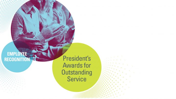 president's awards banner picture