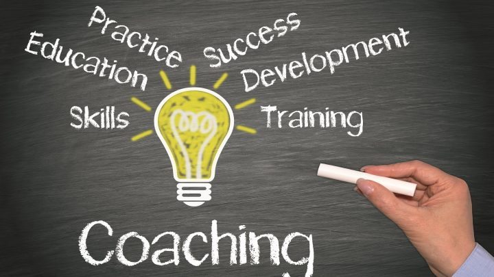 words related to coaching