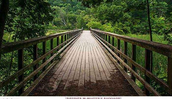 bridge outdoors near Cootes
