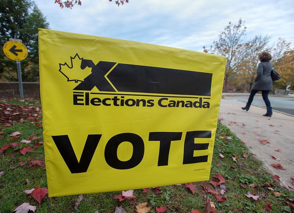 Elections Canada logo