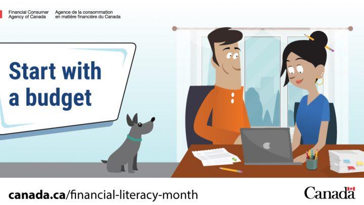 Financial Literacy Month Week 1
