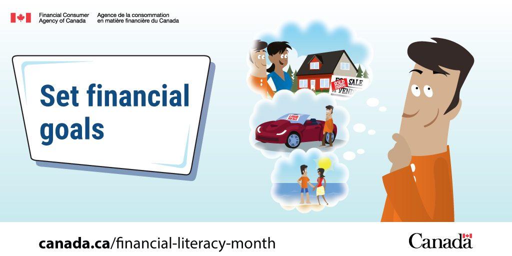Financial Literacy Month Week 2: Set Financial Goals