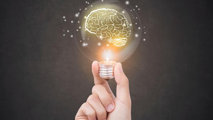 brainstorm idea light bulb