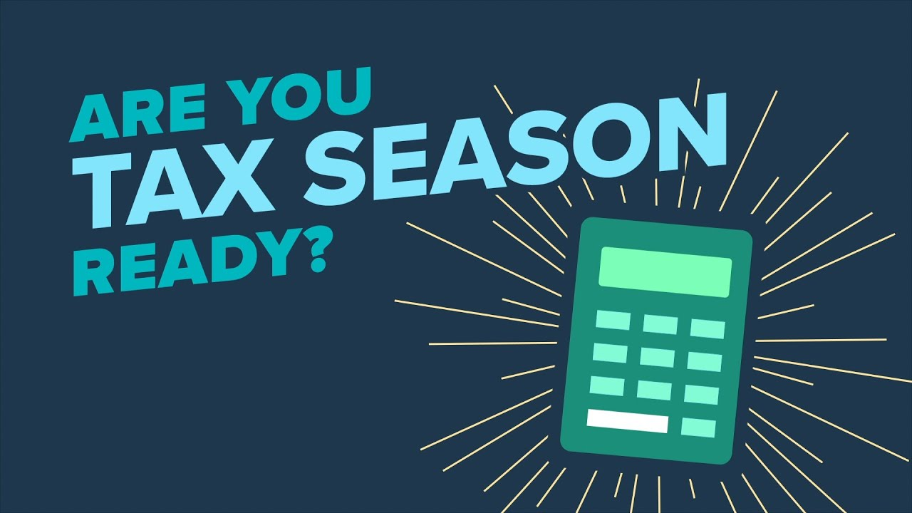 are you tax season ready