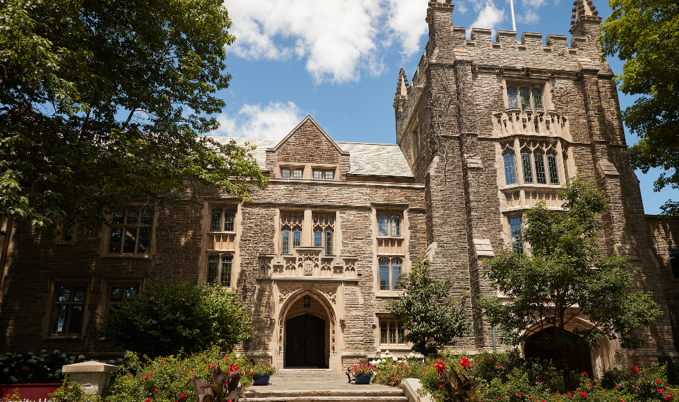 picture of University Hall