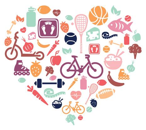 image of healthy habit building