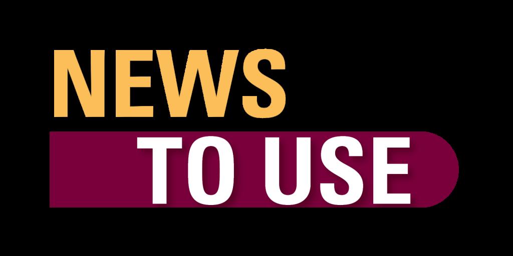 news to use logo