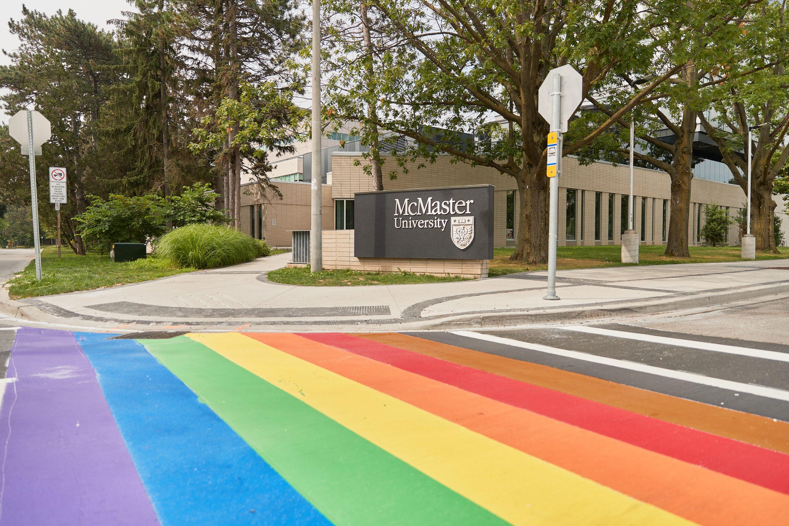 McMaster University Sterling Entrance