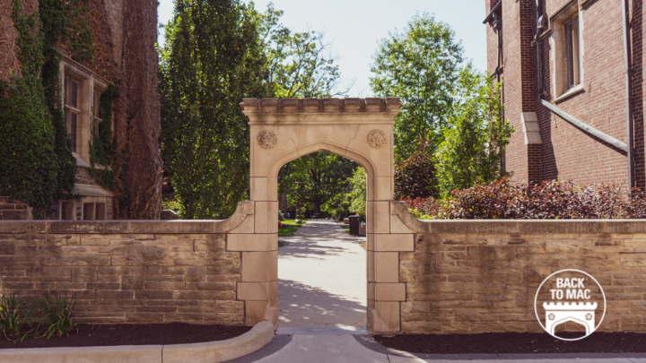 McMaster arches