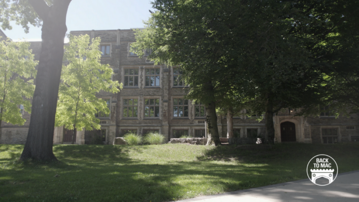 mcmaster campus building